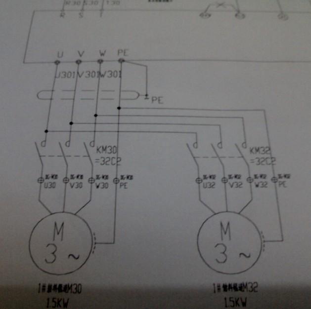 用过画电气图软件的进来看看这些电路图是用哪