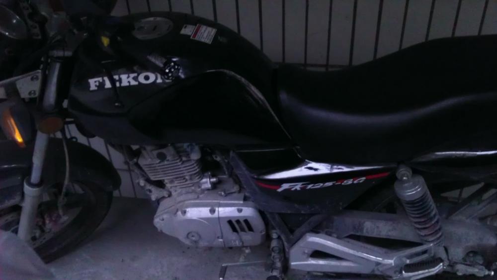 出售三有飞肯男装125摩托车 - 二手车辆交易 -