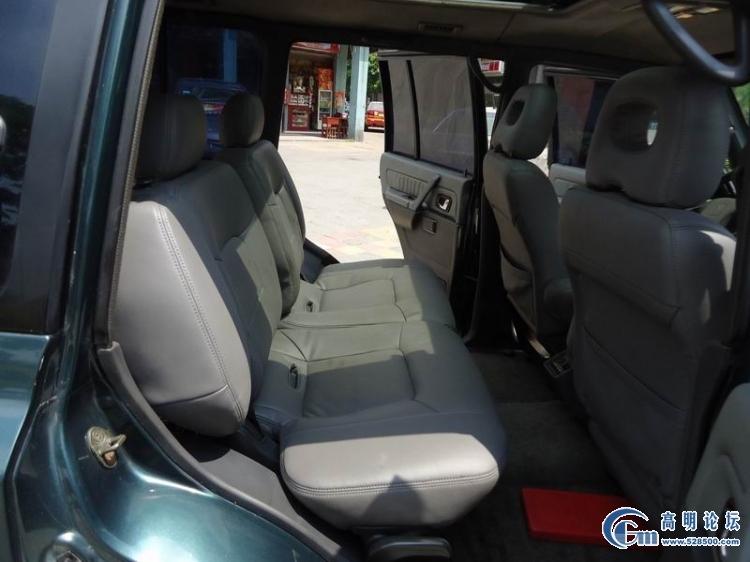 售一手越野车 顶配三菱帕杰罗v33 进口 收腰版佛山牌绿标车 高清图片