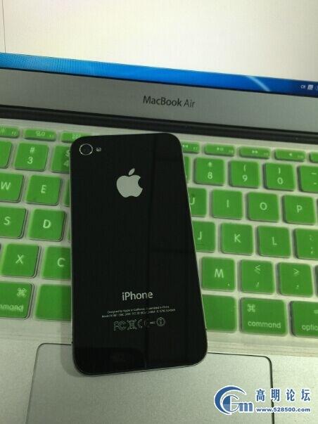 999元特价出苹果4S·支持联通移动电信卡.三